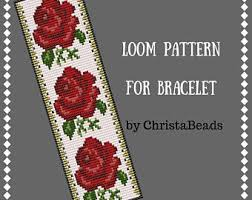 Bead Loom Patterns Interesting Loom Patterns Etsy