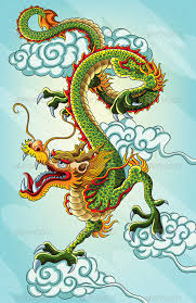 paintings for ancient chinese dragon paintings