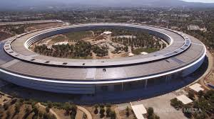 Cupertino apple office Headquarters Complete Guide To Apple Park Macworld Uk Complete Guide To Apple Park Apples New spaceship Campus Hq