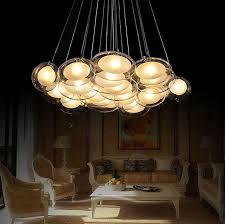 chandelier modern bubble get modern bubble chandelier aliexpress