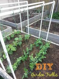 Small Picture DIY Garden Trellis