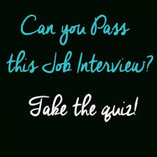 Can You Pass This Job Interview Answers To The Most Common