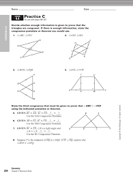 Worksheet : Two Column Proof Practice Cpctc Meaning Proof Packet ...