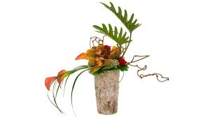 Elements And Principles Of Design In Floristry Static And Dynamic Line In Floral Design