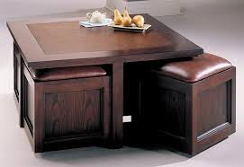 excellent large coffee table with storage