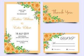 Wedding Invitation Template Modern Wedding Invitation Templates