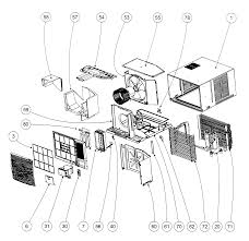Carrier air conditioner parts diagram rv wire diagrams diy wiring handler suitable though new