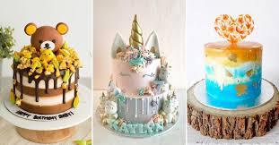 customised birthday cakes in singapore