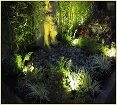 garden spike lights led