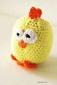 Crochet Chicken Pattern Interesting Inspiration