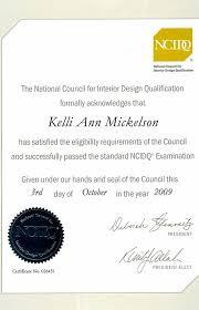 certificate of interior design. Interior Design Certification | Home Certificate Of E