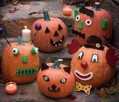 13 Kid-friendly Halloween pumpkin decorating ideas