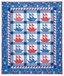 Full Size Of Nautical Quilt Patterns For Free Nautical Star Quilt ... & Nautical Flag Quilt Patterns Nautical Quilt Patterns Babies Sailboat Quilt  Pattern By Barbara Weiland Craftsy Nautical ... Adamdwight.com