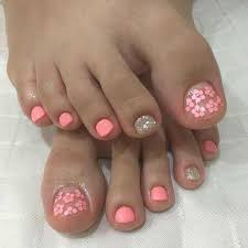Cute Pedicure Designs 31 Easy Pedicure Designs For Spring Flower Pedicure