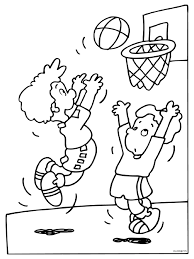 Basketbal Knutselpaginanl Knutselen Knutselen En Nog Eens