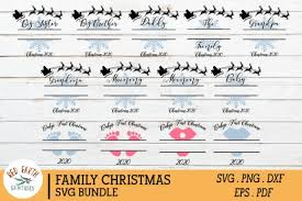 Think personalised monograms for christmas, births, mother's day, father's day, weddings, birthdays + loads more.stmas, births, mother's day, father's day Family Christmas Monogram Frames Bundle Graphic By Redearth And Gumtrees Creative Fabrica