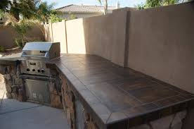 outdoor kitchen countertops alexon design group gilbert az