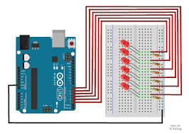 Arduino Led Light Projects 15 Arduino Uno Breadboard Projects For Beginners W Code Pdf