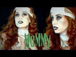 mummy makeup tutorial 2016