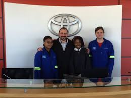 jobshadowing at monument toyota westrand motor industry staff jobshadowing at monument toyota westrand motor industry staff association