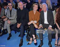 Stanley Tucci wearing Paul Smith, Mark Strong wearing Paul Smith,... News  Photo - Getty Images