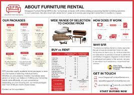 furniture rental. singapore furniture rental; 2. furniture rental