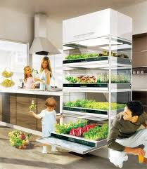 Small Picture indoor hydroponic systems nano garden herb garden ideas indoor
