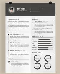 Creative Resume Templates Word All About Letter Examples