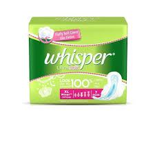 Buy Whisper Ultra Soft Sanitary Pads Online At Medohealthy