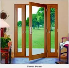 single hinged patio doors. Wonderful Patio Three Panel Glass Doors With Side Panels That Open  NUEMA PATIO DOORS For Single Hinged Patio Doors O