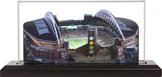 Seattle Seahawks Stadium Seating Chart 3d Centurylink Field Seattle Seahawks Football Stadium