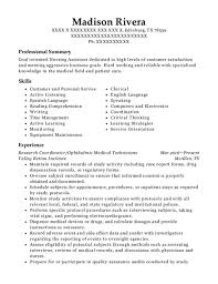 clinical research coordinator resume sample best research coordinator resumes resumehelp