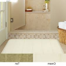 fabulous 17 x 24 bath rug bathroom mohawk home memory foam cream bath rug inch 24