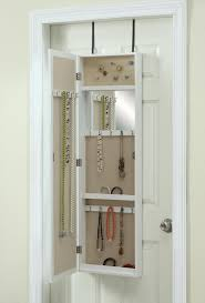 best mirrored jewelry armoire design for home decoration mirrored over the door jewelry armoire cheval