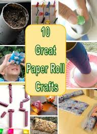 best easy crafts for kids images easy crafts 10 great paper roll crafts for kids rounded up by our crafty critters