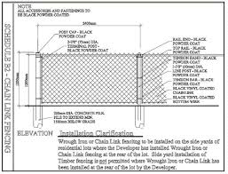 chain link fence terminal post.  Post Step 7  Stretch Chain Link Fabric Should Already Be Fastened To The  Opposite End Of Fence Insert A Tension Bar May Need An Extra One  To Fence Terminal Post