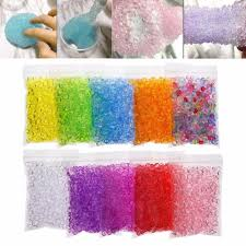 details about fishbowl beads diy for crunchy slime clear vase filler decoration charms