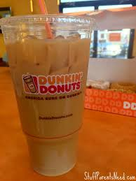 pumpkin mocha dunkin donuts newest menu items a south fl mgift card giveaway coffee nutrition facts