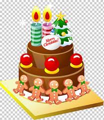 Christmas Cake Birthday Cake Cupcake Cartoon Cake Png Clipart