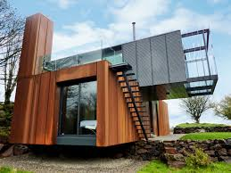 Artistic Shipping Container House Design Tips