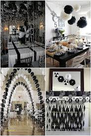 ... Black And White Striped Party Tablecloth Lovely Best 25 Silver Party  Decorations Ideas On Pinterest ...