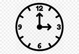 Download Clock O Clock Clipart Clock Clip Art Timer Circle