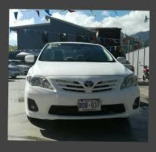 Toyota Corolla 2013 MANUAL - Escazú