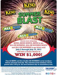 Keno Frequency Chart Keno Rules Massachusetts Casino Portal Online