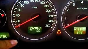 2001 Volvo S40 Service Light Erase Service Light Volvo S40 S60 Xc60 Xc90 Easy Way
