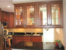 glass cabinet doors fossil brewing design to wire light to a kitchen cabinets glass doors upper