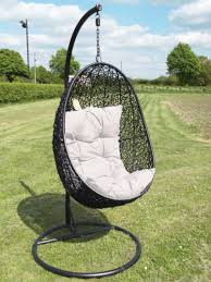outdoor hanging furniture. Best Swingasan Chair For Your Indoor And Outdoor Furniture: Swing Ideas By Rattan Black Hanging Furniture