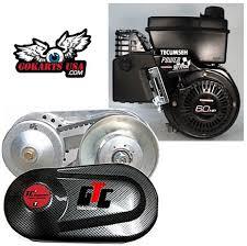 GTC Go Kart Torque Converter for Tecumseh Engine