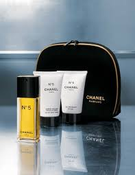 chanel 5 gift set. chanel n5 4 piece gift set 115 5 d