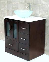 vessel sink vanity. Bathroom Vanity For Vessel Sink Modern And Within With Combo Decor